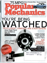January 2008 Popular Mechanics