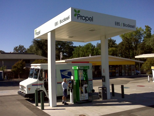 USPS Fills at Propel's Citrus Heights, CA location