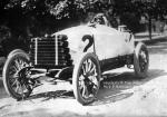 Ethanol Racecar Preparing for Vanderbilt Cup
